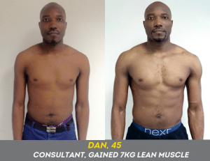 Personal Training Transformation Old Street